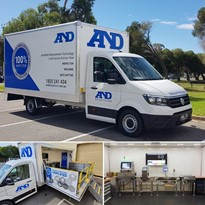 Introducing: A&D's Mobile Demo Van