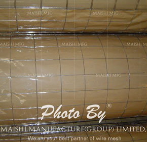 358 Security Fencing Welded Mesh