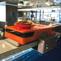 Food Delivery Conveyor Robot