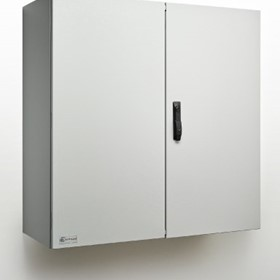 Steel Electrical Enclosure | S2 | Double Door