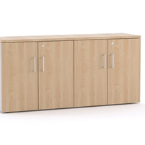 4 Door Small Storage Cupboard