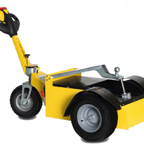 Battery Electric Caravan Mover | Alitrak TT900-Plus