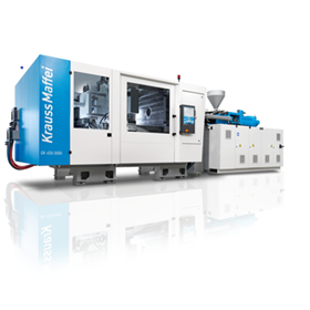 Injection Moulding Machine | GX Series