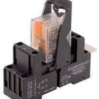 Mechanical Relays | 1, 2 and 4 pole Relays with Quick Release Sockets