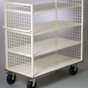 Imprest Mesh Trolleys | AX 190