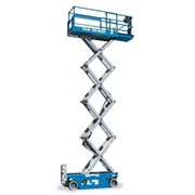 Self-Propelled Scissor Lift I GS -2032, 2632 and 3232