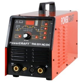 Tig Welder | Powercraft 201 AC/DC