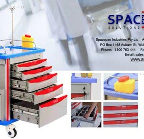 Managing, Organising, Storing and Moving the Medical Equipment Solutions