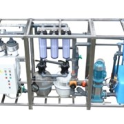Portable Manual Water Purification System -5000 litres per hour