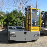 3.0 to 5.0 Tonne Side Loading Forklift | Baumann HX Series