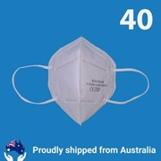 KN95 Masks - Large Pack (40 units)