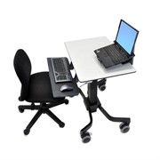 Ergonomic Computer Desk & Works | TeachWell® Mobile Digital Workspace
