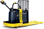 Ride On Pallet Truck | Hyster B60–80ZAC