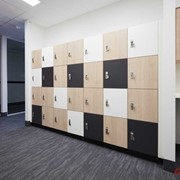 Laminate Lockers Traditional Style