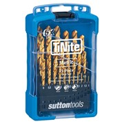 Sutton Tools TiNite® Jobber Drill Sets