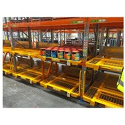 Roto Racking Roller Pallet System