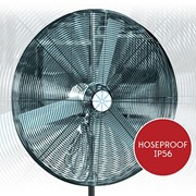 Fanquip | Pedestal Air Circulators Cooling Fans | HoseProof IP56