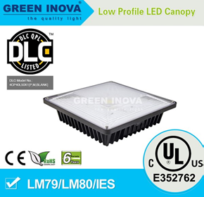 4th Generation Canopy Light - Green Inova - Unique PCB design