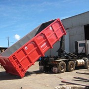 ACT Industrial Steel Bins -  Steel Front Lift, Skip, Marrel, Hook-Lift