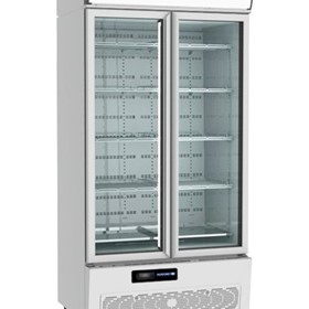 Huxford 2 Door Eco-Friendly Commercial Fridge - BMH36
