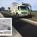 How to repair damaged roads and freeways fast with PolyCom