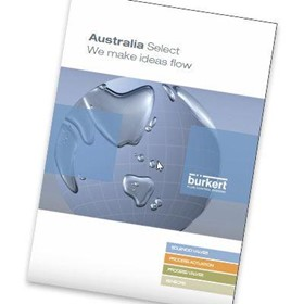 Select Valve & Flow Meters Catalogue 2018 AU
