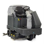 Ride On Scrubber Dryer | SC6500 - Battery Powered