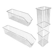 Wire Baskets and Holders
