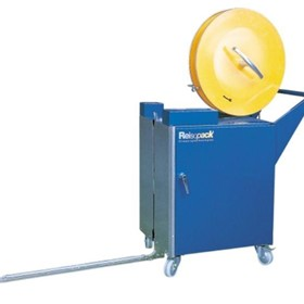 Semiautomatic Pallet Strapping Machine | Reisopack 2700