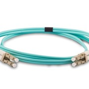 Apollo | Fibre Assemblies | OM3 LC-LC DUPLEX PATCH LEAD