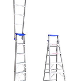 Aluminium Dual Purpose Ladder | Pro Series