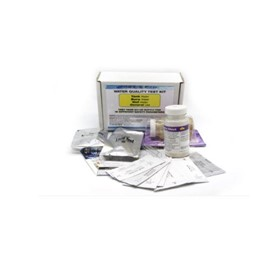 Bore, Rain, Well and General Use Water Quality Test Kit (15 Tests)