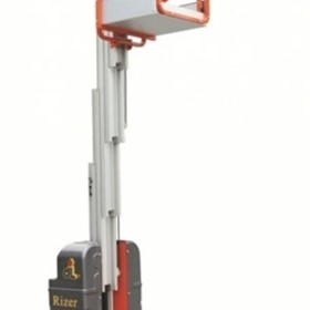 Rizer Electric Work Platforms - MV060-RS