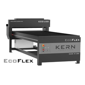 Laser Cutting and Engraving Machine | EcoFlex Laser System