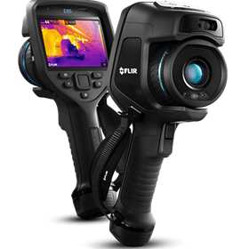 FLIR E53 Advanced Thermal Imaging Camera | Exx Series