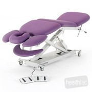 SX Contour Massage Table with Mid-Lift & Tail Lift | Healthtec