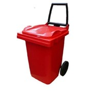 60L Wheelie Waste Bins