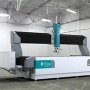 Waterjet Cutting Machine Flow Mach 100 - IndustrySearch