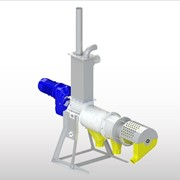 SEPCOM® Liquids to Solids Waste Separator