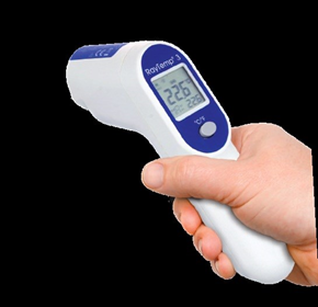Infrared Thermometer | RayTemp® 3