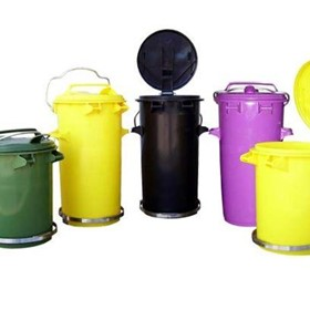 Biohazard Waste Bins