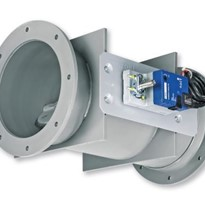 Circular Shut-off Dampers | Type AKK