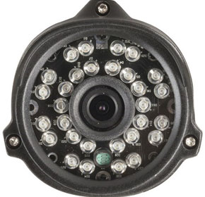 Bullet Camera | 720p AHD Outdoor Camera with IR | 3.6mm