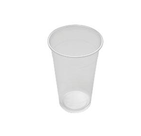 Disposable Clear Plastic Cups