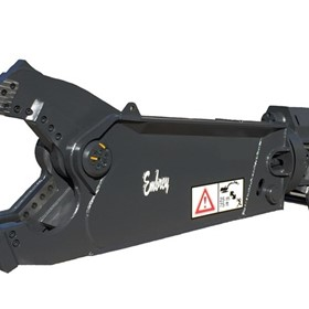 Embrey Demolition Shear Range for excavators