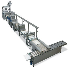 Canol Pizza and Flatbread Production Line Equipment