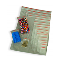 Clear Plastic Magic Seal Bags Supplier