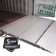 Container Ramp - Heavy Duty