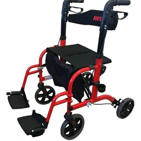 Redgum Seat Walker Dual and Use Transit- Rollators