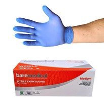 Nitrile Gloves (Box of 200)